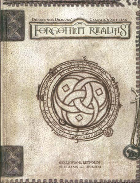 Third Edition Dungeons & Dragons Archive: Forgotten Realms