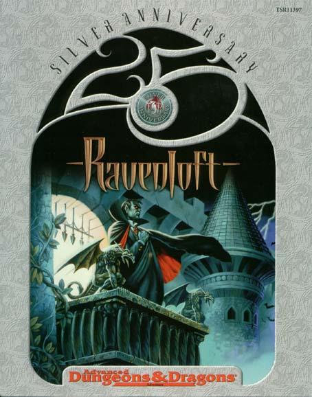 Cover of Ravenloft